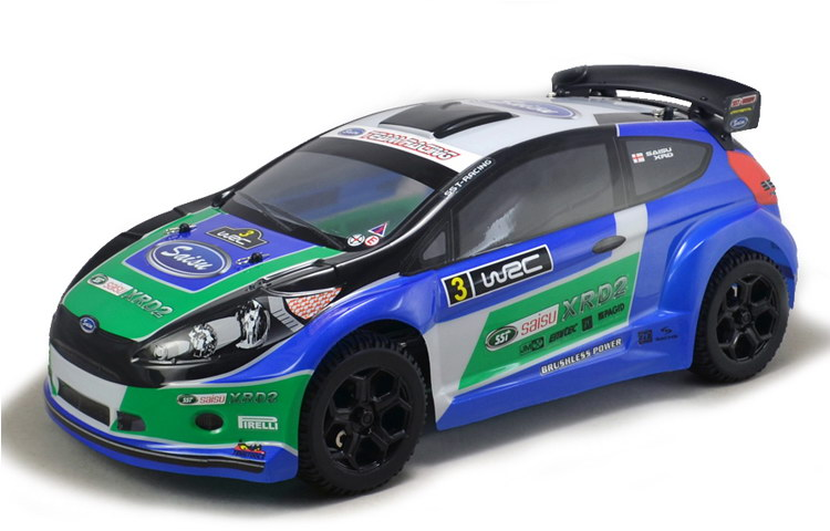 1 9 Scale 4wd Brushless Ep Rally Car Rc Rally Car Rc Car Rc Toys